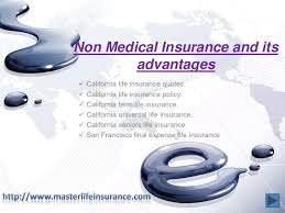 Non Medical Life Insurance Quotes