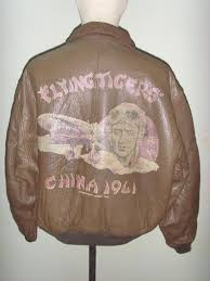 vintage avirex limited flying leather jacket type a 2 art image
