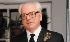 The Rev Andrew Q Morton obituary | Religion | The Guardian
