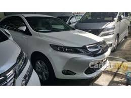new car release malaysia 2014Search 14 Toyota Harrier New Cars for Sale in Malaysia  Carlistmy