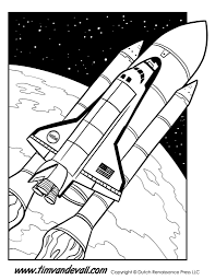 space shuttle coloring pages.  Space Endorsed Space Shuttle Coloring Pages 21777 To P