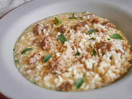 Salsiccia-Rezept für würziges Risotto - Gustinis Feinkost Blog
