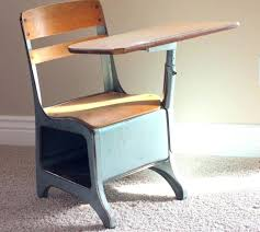 wooden school desk and chair. Vintage School Desk Antique Chair Ideas Wooden And