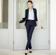 women suit professional ladies twinset coat pants suit pure women suit professional ladies twinset coat pants suit pure color formal occasion customized job interview
