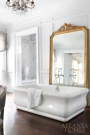 large mirrors for bathroom. Large Mirror In A Refined Gilded Frame Is Great Deoc Ridea For Bathroom Mirrors