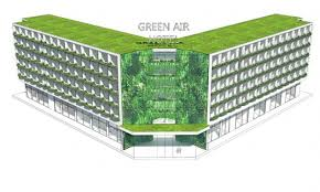 Architecture design concept Layout Greenairhotelblog Architectural Holidays The Green Air Hotel Sustainable Design Concept Whose Time Has