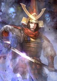 Risultati immagini per Minamoto no Yorimitsu samurai