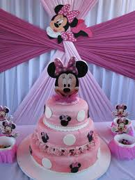 minnie mouse cake topper birthday party by birthdayparty2 on Etsy