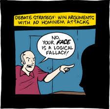 logical fallacies to avoid when debating