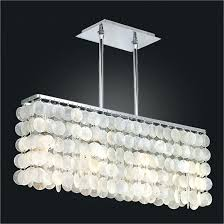 rectangular capiz chandelier rectangular shell chandelier lighting large rectangular capiz chandelier