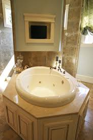 Luxury Master Bath Tub | Plan 024S-0025 | House Plans and More