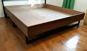 On The Floor Bed Frame | fullcircleink.com