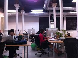 Freelancing Madrilenos choose co working over home offices ZDNet