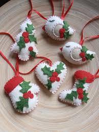 1436 Best I Love Felt Images On Pinterest  Felt Crafts Crafts Christmas Felt Crafts