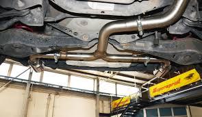VW GOLF VI 2.0 GTD (170 Hp) 2008 -> 2012, Volkswagen, exhaust systems