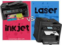 heat transfer paper inkjet vs laser