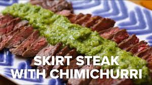 She has been a recipe contributor to simply recipes since 2018. Skirt Steak With Charred Chimichurri Tasty Recipes