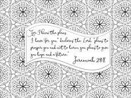 Bible Verse Coloring Pages Pdf Free Colouring To Print For Adults