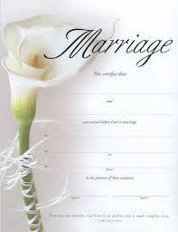 Free Printable Marriage Certificate Online Under Fontanacountryinn Com