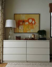 Lamps For Bedroom Dresser Two Ikea Dressers Side By Side Home Bedrooms Pinterest
