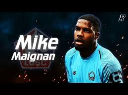 Mike maignan is a french professional footballer who plays as a goalkeeper for ligue 1 club lille and the france for faster navigation, this iframe is preloading the wikiwand page for mike maignan. Mike Maignan 2018 19 Amazing Saves Young Talent Lille Osc Youtube
