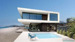 contemporary Beach residence for famous clients of Melbournes best  architects Wolf Architects