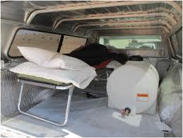 Camper Shell Housing