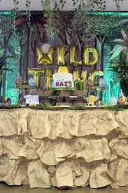where the wild things are inspired baby shower via kara s party ideas karaspartyideas