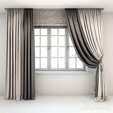 Двухцветные шторы пол прямые и с подхватом-кистью ...