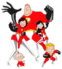The Incredibles logos, kostenloses logo - ClipartLogo.com