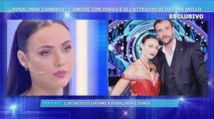 Rosalinda Cannavò in lacrime dopo lo scherzo de Le Iene e sbotta con Zenga:  'Ti odio'