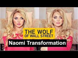 the wolf of wall street margot robbie as naomi transformation makeup tutorial you