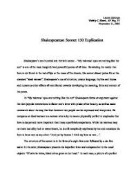 example of poem analysis essay co example