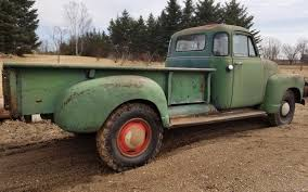 Made In Canada: 1953 Chevrolet 1434 Pickup