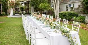 Outer Banks Garden Wedding Reception Sites In Nc