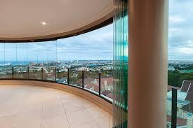 frameless glass doors durban