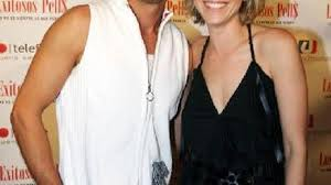Carla Peterson se reencontró con Mike Amigorena y festejó con anticipación  su cumpleaños
