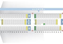 Air France A380 800 Seat Chart Seat Map Airbus A380 800 Air France Best Seats In Plane In