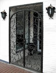 Gittertür Einbruchschutz Türgitter Gittertür Fenstergitter Und