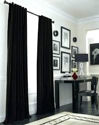Black living room curtains Curtains Designs Black Living Room Curtains Black Living Room Curtains Photo Of Curtain Length Velvet Exceptional Danielsantosjrcom Black Living Room Curtains Danielsantosjrcom