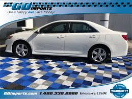 2014 Toyota Camry SE - Toyota dealer in Gilbert AZ – Used Toyota ...