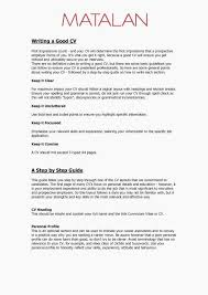 Professional Fonts For Resume From How To Write A Proper Resume Mesmerizing Proper Resume