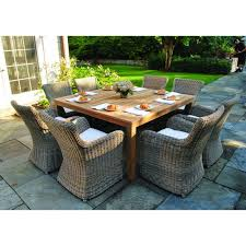 wainscott square outdoor dining tables