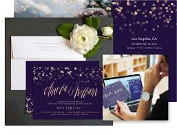 Online Save The Date Templates With Printing Services