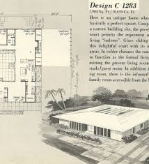Small Picture House Plans And Home Designs Free Blog Archive Mid Mid Century
