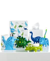 Childrens Bathroom Accessories Kassatex Bath Accessories Dino Park Collection Bathroom