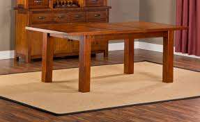 Hillsdale Dining Table Hillsdale Outback Dining Table Distressed Chestnut 4321dtbe