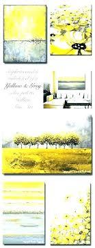 yellow grey wall art yellow and gray art grey yellow grey wall art yellow and grey yellow grey wall art