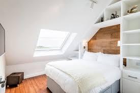 Slanted Roof Bedroom Bedroom Sloped Ceiling Home Design Ideas