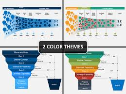 Funnel Powerpoint Template Free Innovation Funnel